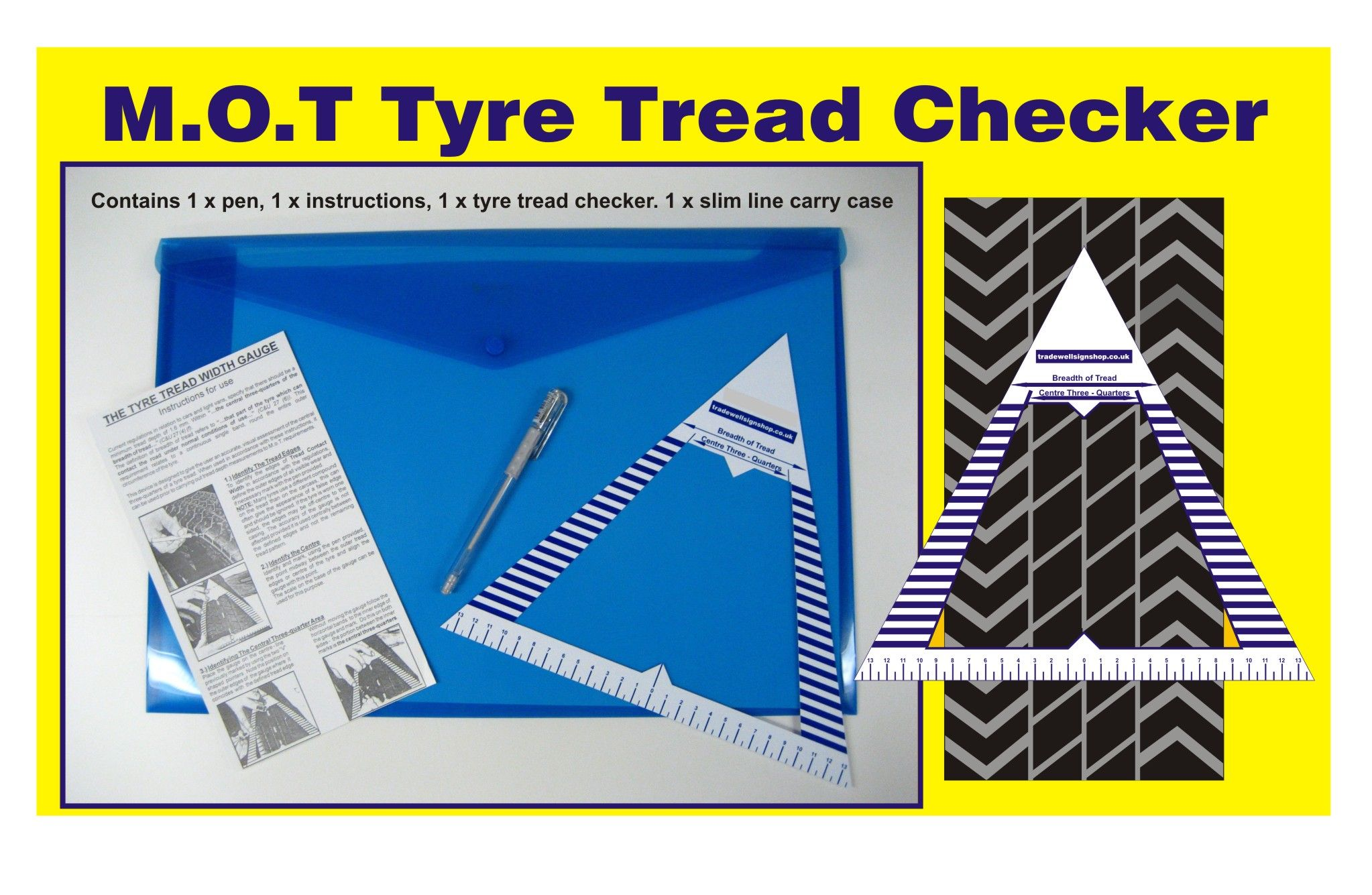 safe t tyre instructions